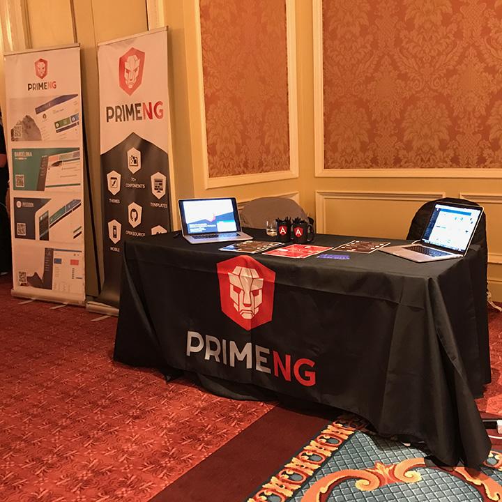 NG-Conf 2017 Insights | PrimeFaces